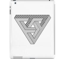 Triangle illusion iPad Case/Skin