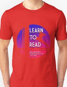 Super Smash Bros. LEARN TO READ  T-Shirt