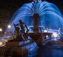 Archibald Fountain, Sydney by Malcolm Katon