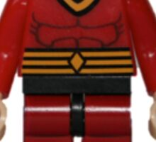 LEGO Plastic Man Sticker