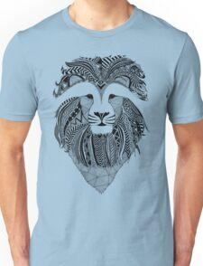 Lion Dark Unisex T-Shirt