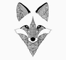 Fox black and white Unisex T-Shirt