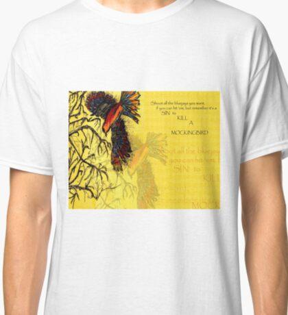 TO KILL A MOCKINGBIRD Sketch 2009 Classic T-Shirt
