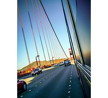 Golden Gate 1 Photographic Print
