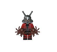 LEGO Ant Man by jenni460
