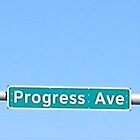 Progress - It's a Verb. by CulturalCompass