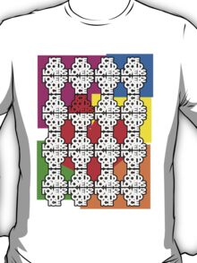 Ice Cold Squares T-Shirt