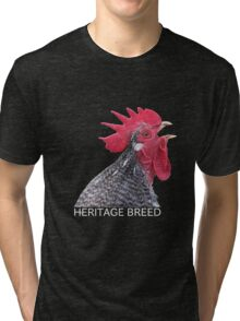 Hastings - Something to crow about Tri-blend T-Shirt