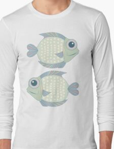 Two Cool Fish Long Sleeve T-Shirt