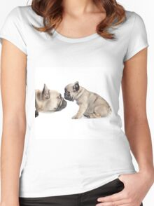 A Mother's Love Women's Fitted Scoop T-Shirt