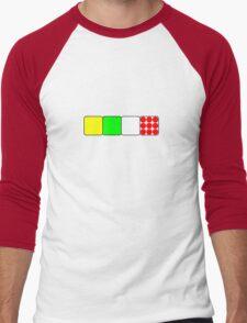 Tour de France Jerseys 2 TShirts Men's Baseball ¾ T-Shirt