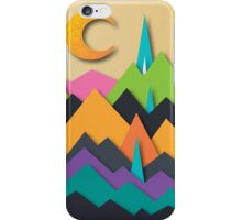 The Glass Mountains iPhone Case/Skin