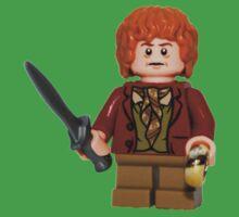 LEGO Bilbo Baggins One Piece - Short Sleeve