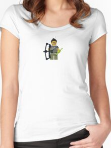 LEGO Dino Tracker Women's Fitted Scoop T-Shirt