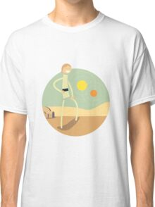 Double Sunset (Star Wars) Classic T-Shirt