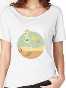 Double Sunset (Star Wars) Women's Relaxed Fit T-Shirt
