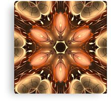 Roses And Thorns Canvas Print
