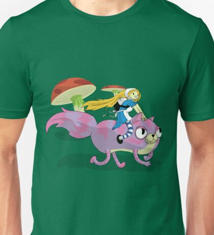 Adventure Time! with Alice and Chesh Unisex T-Shirt