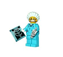 LEGO Surgeon by jenni460
