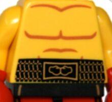 LEGO Boxer Sticker