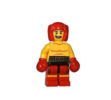 LEGO Boxer by jenni460