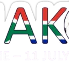 Ke Nako ....It's Time Sticker