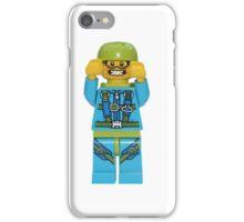 LEGO Skydiver iPhone Case/Skin