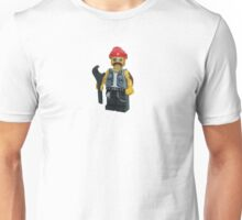 LEGO Bike Mechanic Unisex T-Shirt