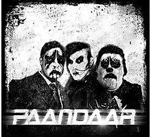 PAANDAAR - Band Promo Shot... Photographic Print