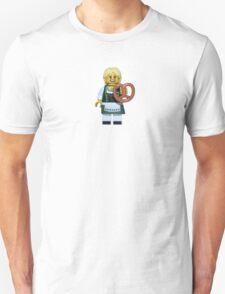 LEGO Pretzel Girl Unisex T-Shirt