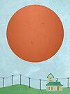Mid-Day Sun by SuburbanBirdDesigns By Kanika Mathur