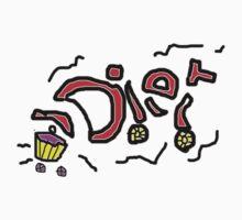 CRASH DIET  T SHIRT One Piece - Long Sleeve