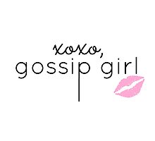 Gossip Girl design by inspoalamode