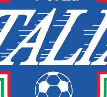 Forza Italia Sticker