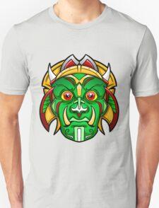 War Mask 2 - Samurai Inspired Mask Unisex T-Shirt