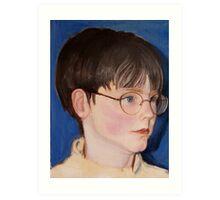 Study:  Nathan Art Print