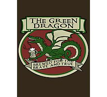 The Green Dragon Photographic Print