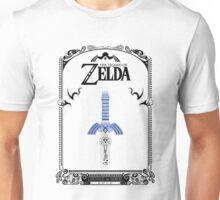 Zelda legend - link Sword doodle Unisex T-Shirt