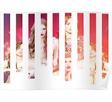 Holland Roden Stripes Poster