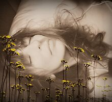 Those were the days of roses, poetry and prose by Kristina Gale