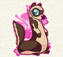 Aloha Ferret Hoodie