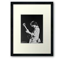 Zappa Solos Framed Print