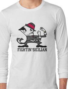 Fightin' Sicilian Long Sleeve T-Shirt