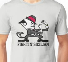 Fightin' Sicilian Unisex T-Shirt