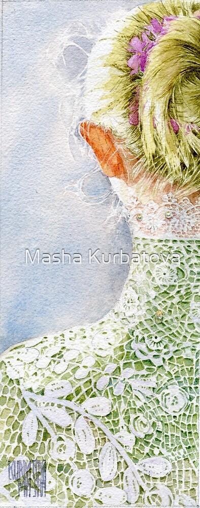 Bride.. by Masha Kurbatova