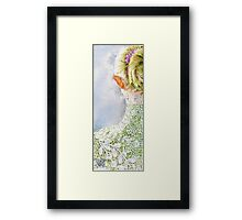 Bride.. Framed Print