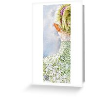 Bride.. Greeting Card