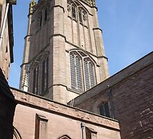 St Laurence's Church, Ludlow by Stephen Down