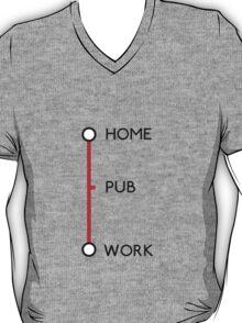 Tube journey T-Shirt