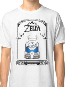 Zelda legend Blue potion Classic T-Shirt